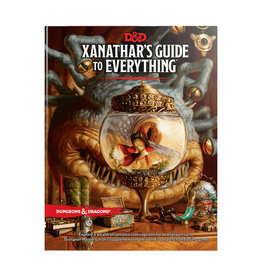Dungeons & Dragons Dungeons & Dragons: 5th Edition - Xanathar's Guide to Everything