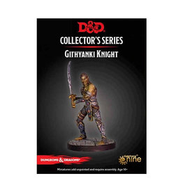 Dungeons & Dragons Dungeons & Dragons: Collector's Series - Dungeon of the Mad Mage - Githyanki Warrior