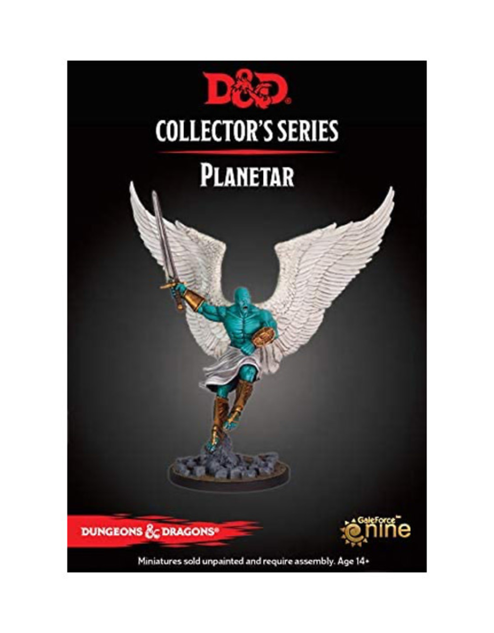 Dungeons & Dragons Dungeons & Dragons: Collector's Series - Dungeon of the Mad Mage - Planetar