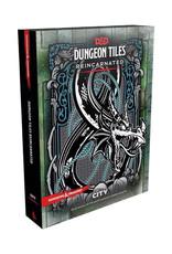 Dungeons & Dragons Dungeons & Dragons: Dungeon Tiles - Reincarnated - City
