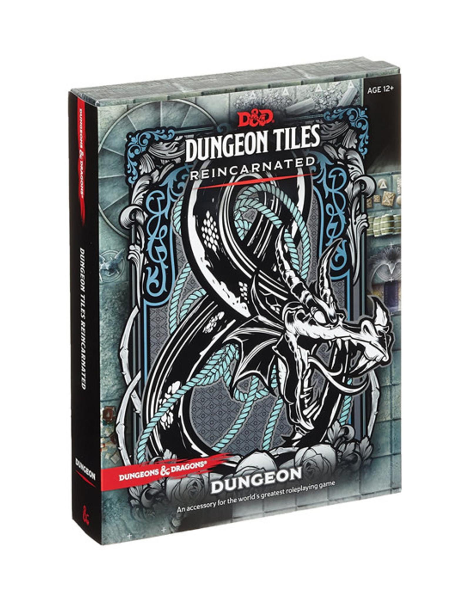 Dungeons & Dragons Dungeons & Dragons: Dungeon Tiles - Reincarnated - Dungeon