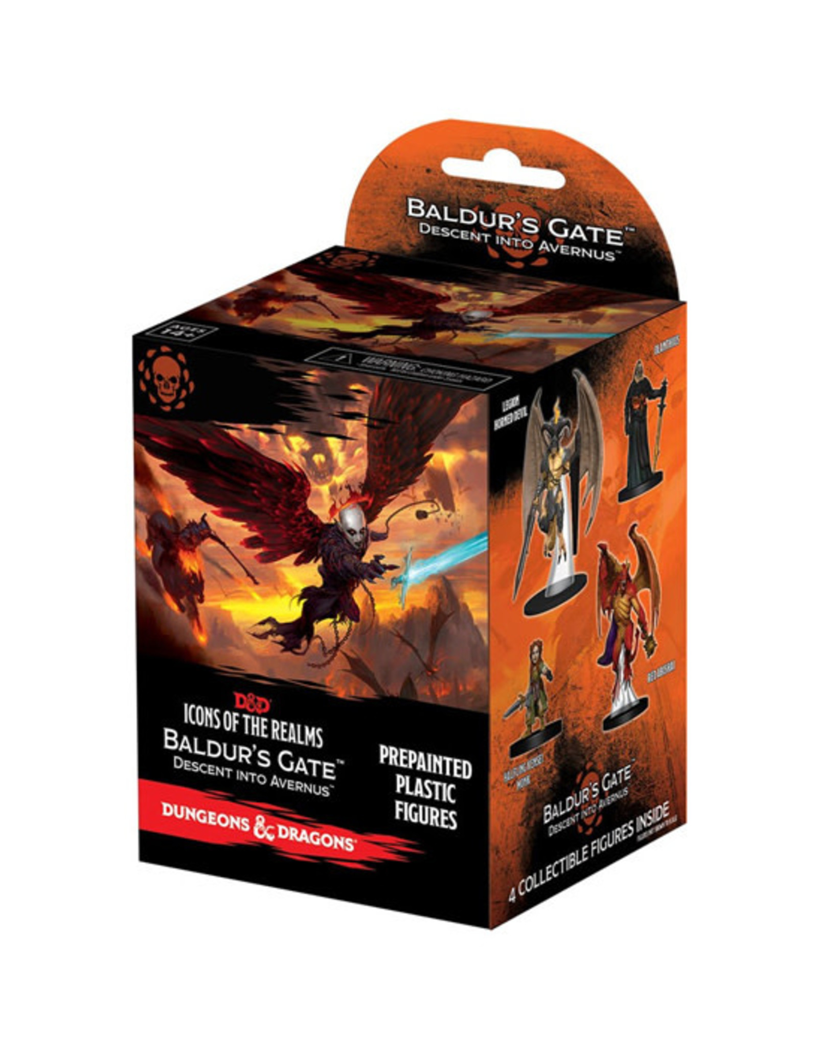 Dungeons & Dragons Dungeons & Dragons: Icons of the Realms - Descent into Avernus - Booster Pack
