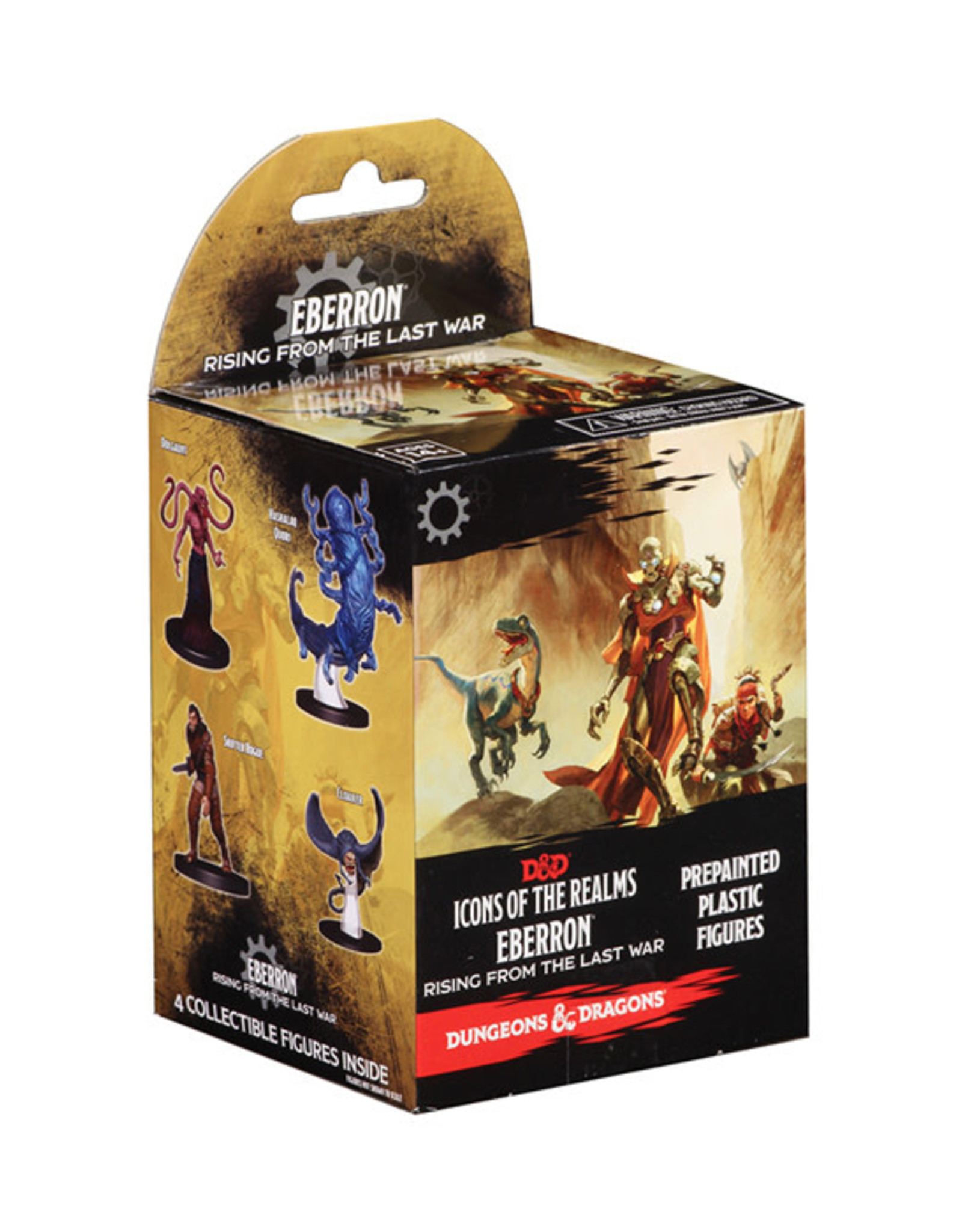 Dungeons & Dragons Dungeons & Dragons: Icons of the Realms - Eberron, Rising from the Last War - Booster Pack