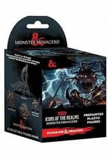 Dungeons & Dragons Dungeons & Dragons: Icons of the Realms - Monster Menagerie - Booster Pack