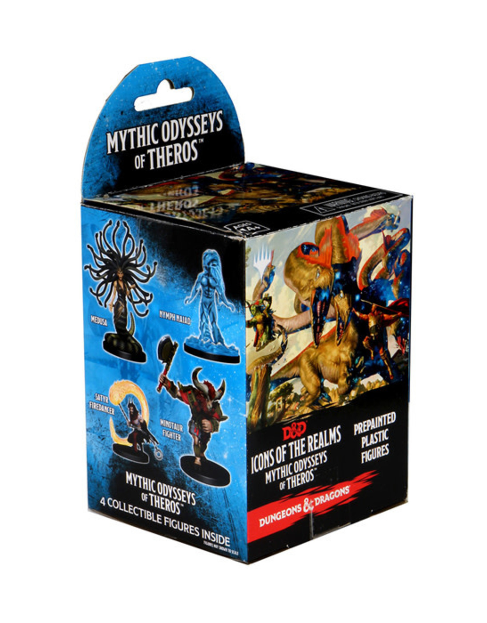 Dungeons & Dragons Dungeons & Dragons: Icons of the Realms - Mythic Odysseys of Theros - Booster Pack