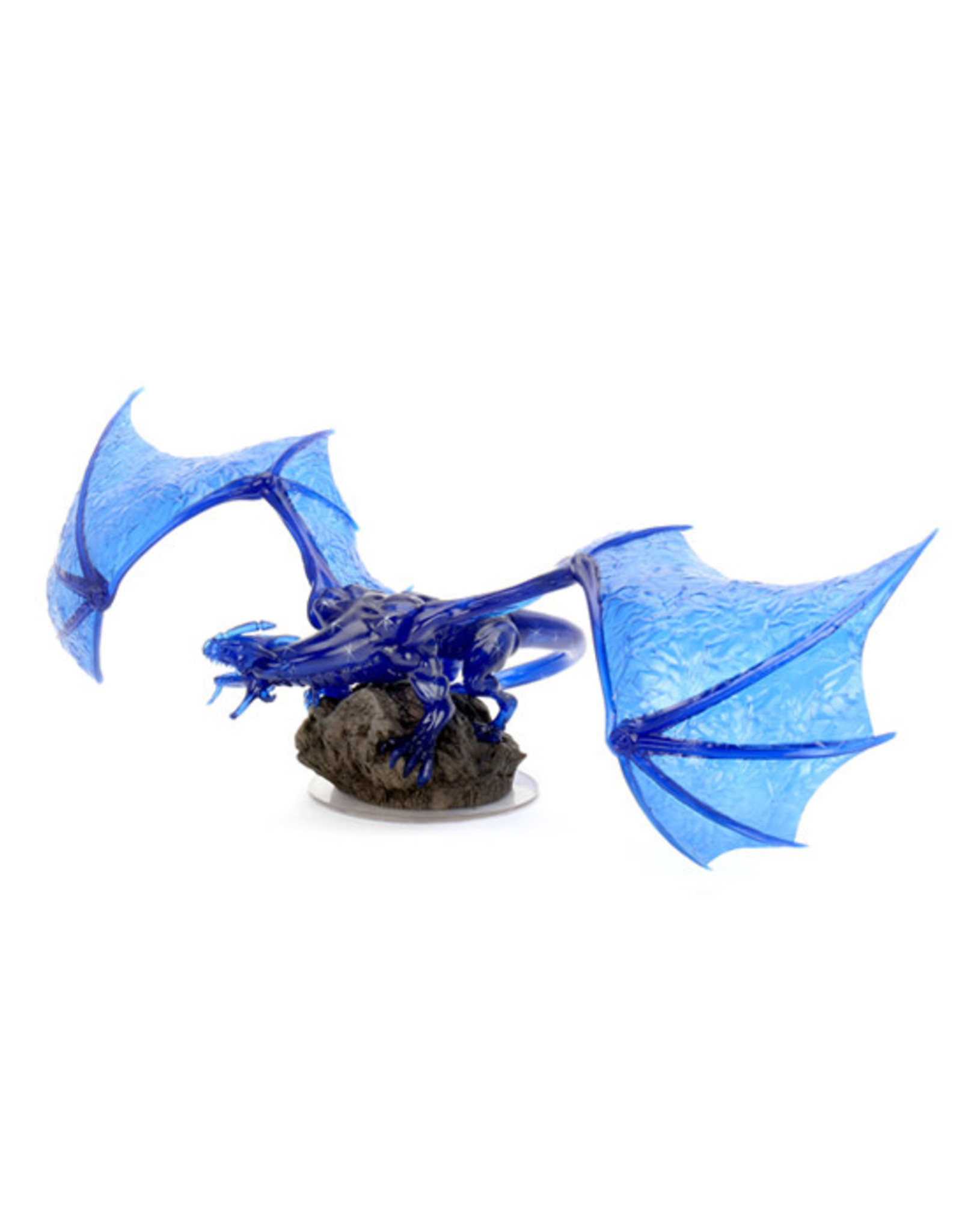 Dungeons & Dragons Dungeons & Dragons: Icons of the Realms - Premium Figure - Sapphire Dragon