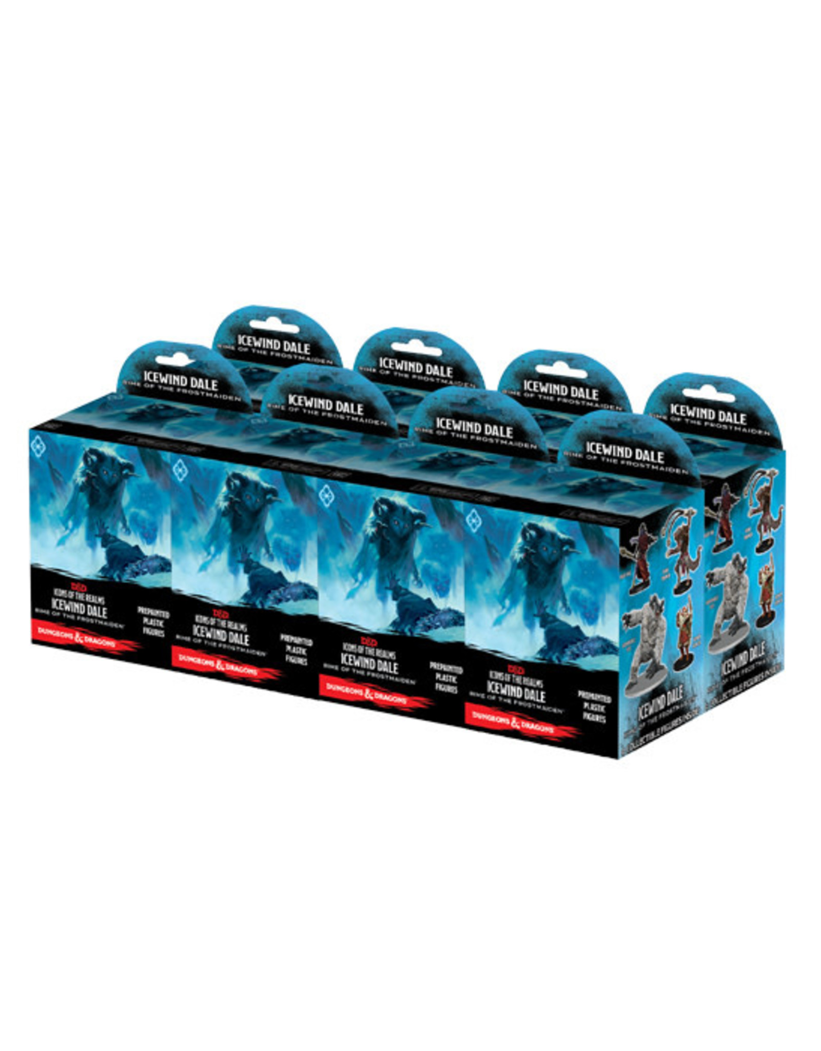 Dungeons & Dragons Dungeons & Dragons: Icons of the Realms - Rime of the Frostmaiden - Booster Brick