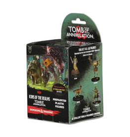 Dungeons & Dragons Dungeons & Dragons: Icons of the Realms - Tomb of Annihilation - Booster Pack