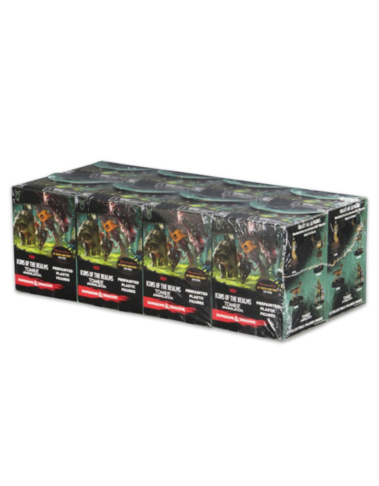 Dungeons & Dragons Dungeons & Dragons: Icons of the Realms - Tomb of Annihilation - Booster Brick