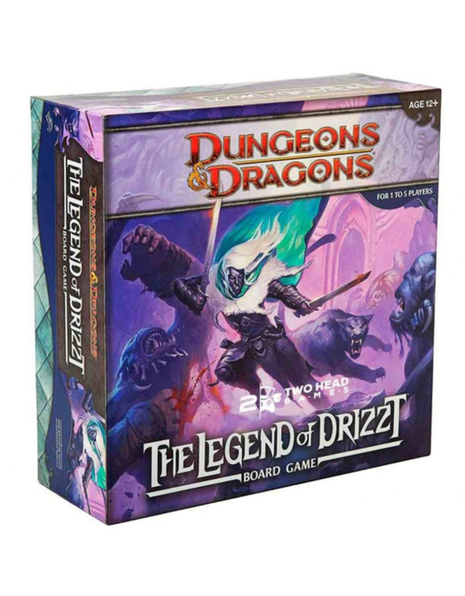 Dungeons & Dragons Dungeons & Dragons: Legend of Drizzt Board Game