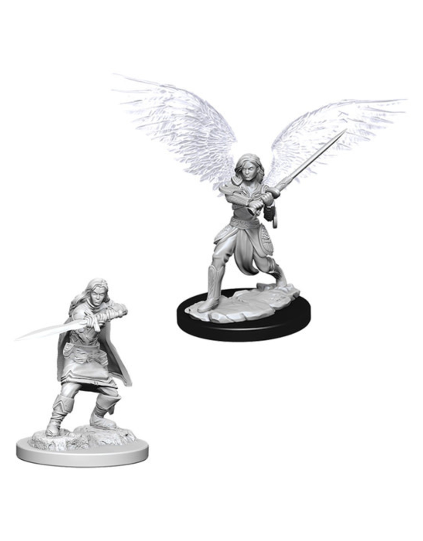 Dungeons & Dragons Dungeons & Dragons: Nolzur's - Aasimar Female Fighter