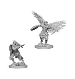 Dungeons & Dragons Dungeons & Dragons: Nolzur's - Aasimar Male Fighter