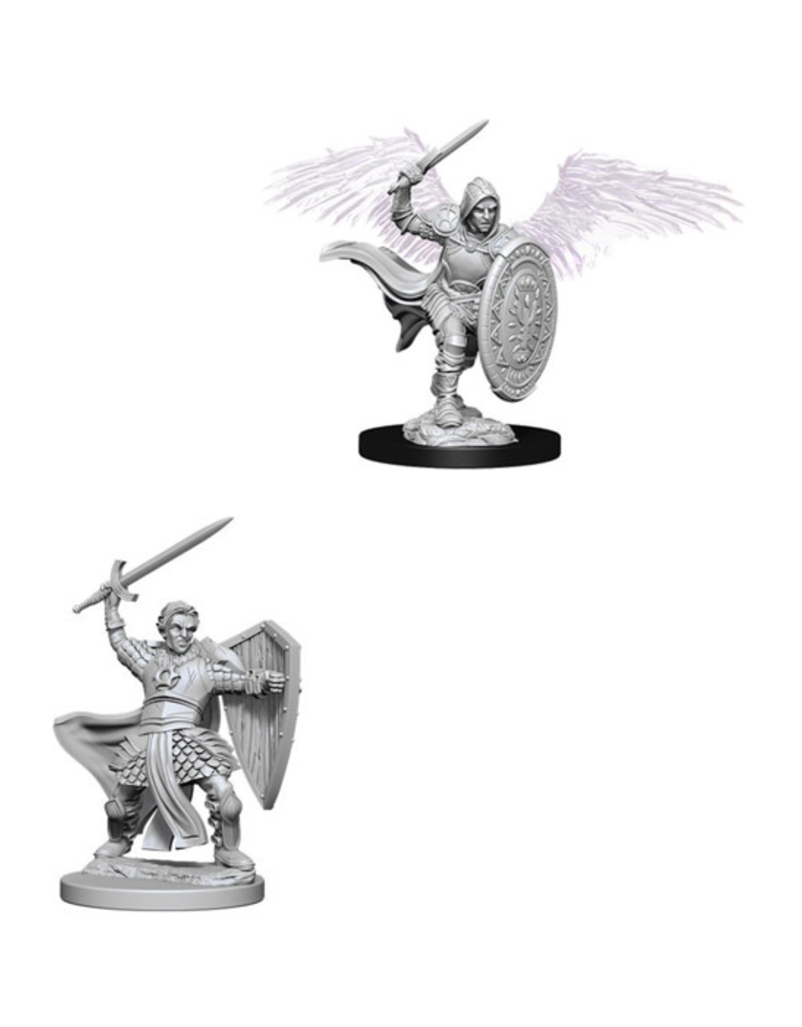 Dungeons & Dragons Dungeons & Dragons: Nolzur's - Aasimar Male Paladin