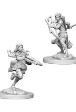 Dungeons & Dragons Dungeons & Dragons: Nolzur's - Air Genasi Female Rogue