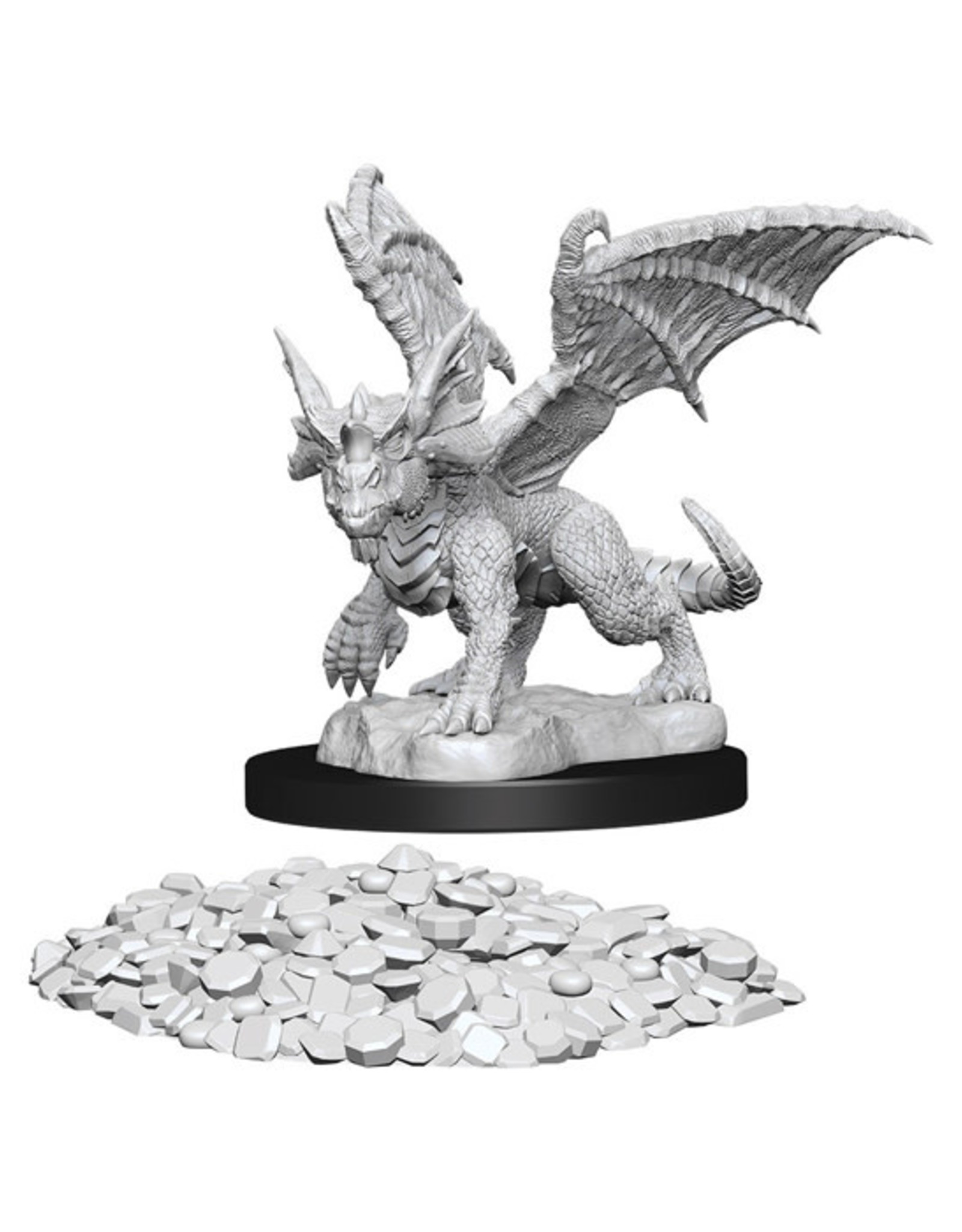Dungeons & Dragons Dungeons & Dragons: Nolzur's - Blue Dragon Wyrmling