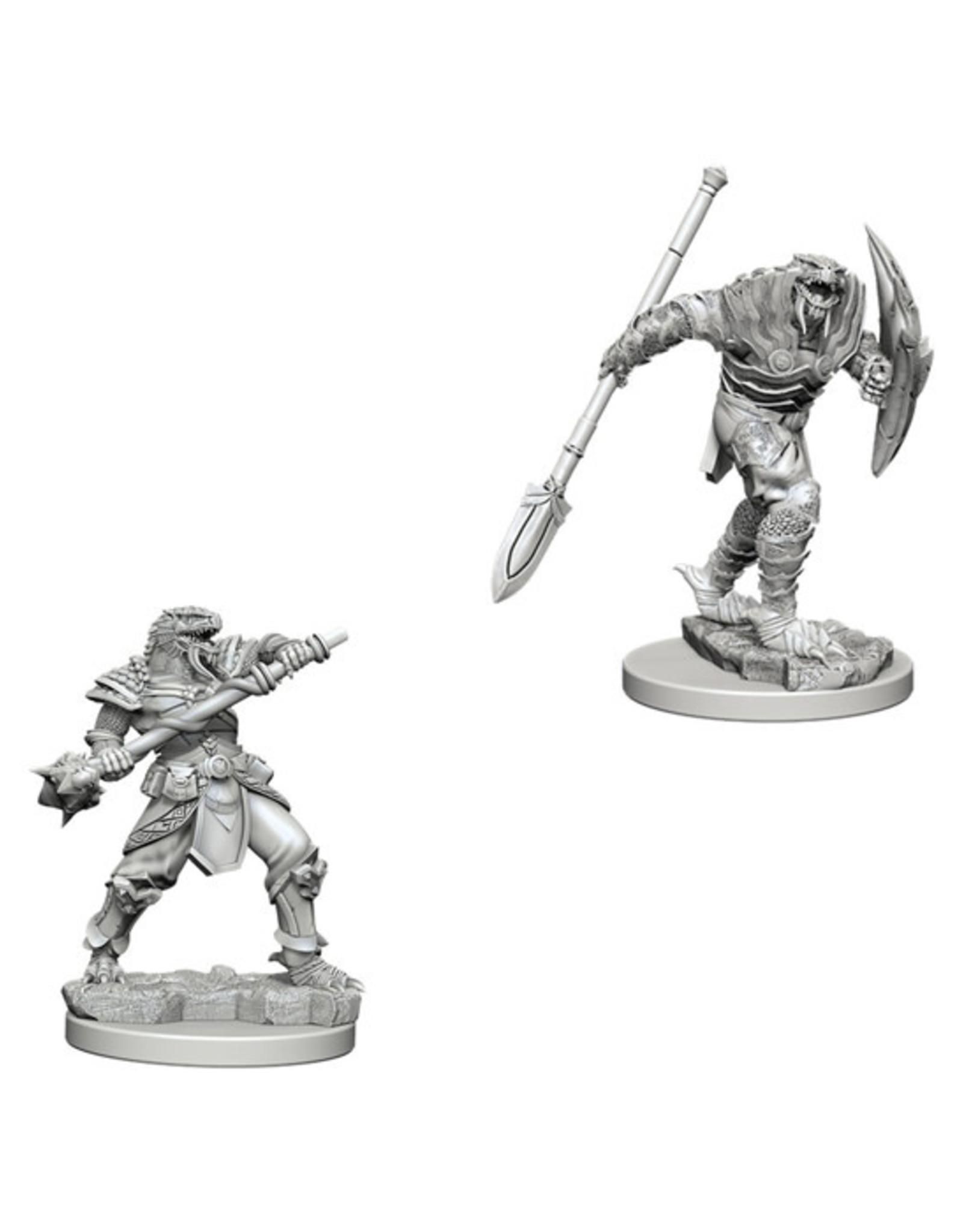 Dungeons & Dragons Dungeons & Dragons: Nolzur's - Dragonborn Male Fighter w/ Spear