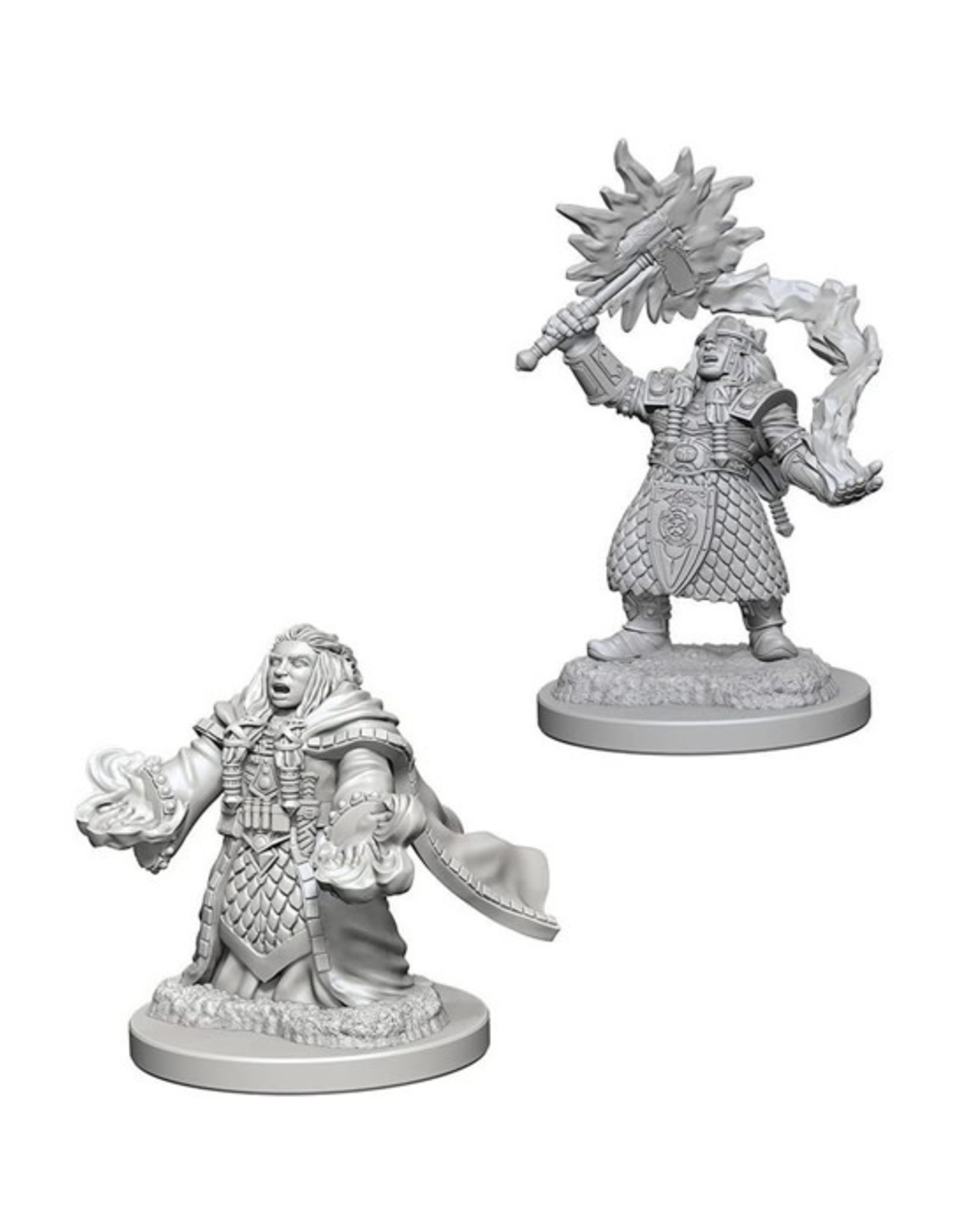 Dungeons & Dragons Dungeons & Dragons: Nolzur's - Dwarf Female Cleric
