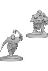 Dungeons & Dragons Dungeons & Dragons: Nolzur's - Dwarf Female Fighter