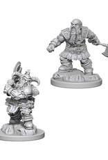 Dragon Shield Dungeons & Dragons: Nolzur's - Dwarf Male Barbarian