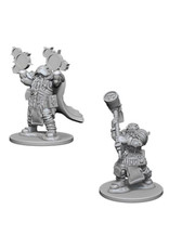 Dungeons & Dragons Dungeons & Dragons: Nolzur's - Dwarf Male Cleric
