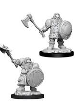 Dungeons & Dragons Dungeons & Dragons: Nolzur's - Dwarf Male Fighter