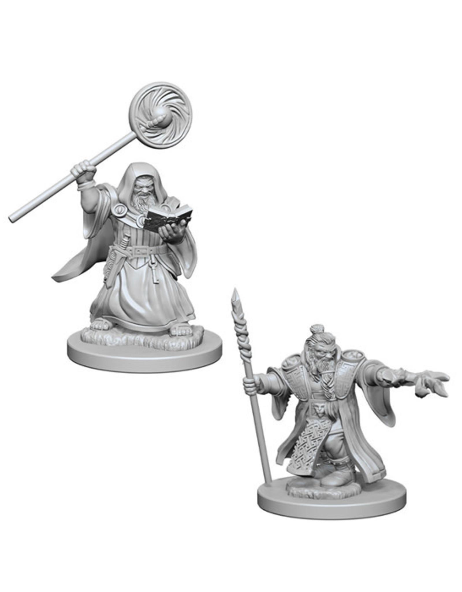 Dungeons & Dragons Dungeons & Dragons: Nolzur's - Dwarf Male Wizard
