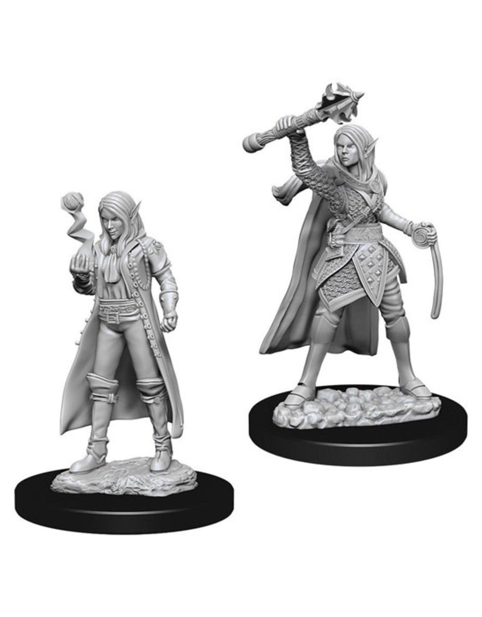 Dungeons & Dragons Dungeons & Dragons: Nolzur's - Elf Female Cleric
