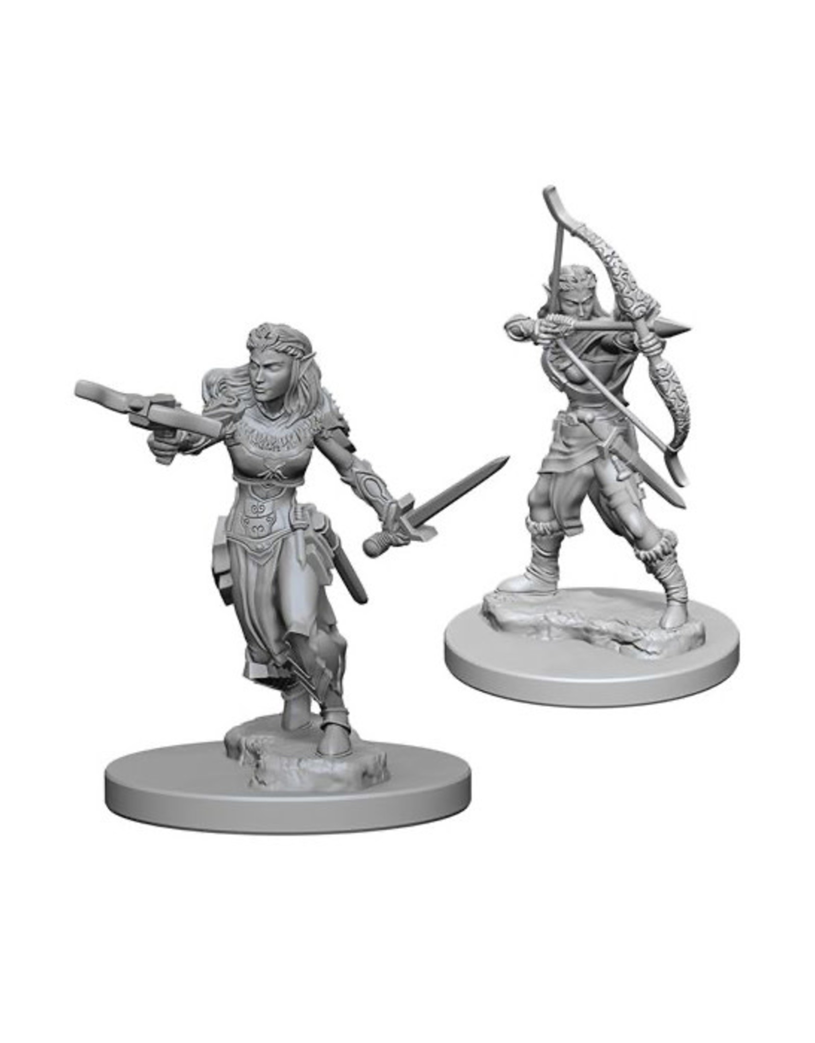 Dungeons & Dragons Dungeons & Dragons: Nolzur's - Elf Female Ranger