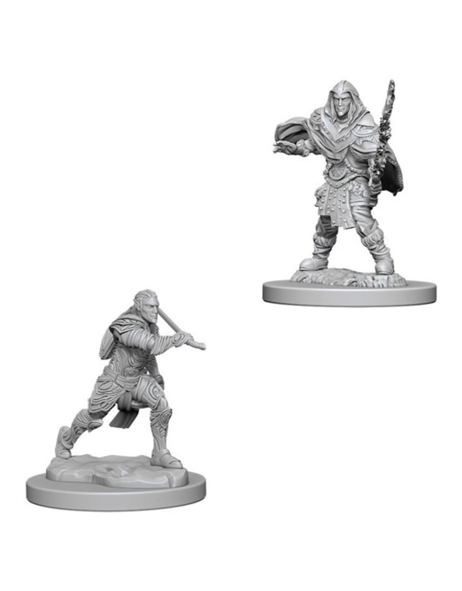 Dungeons & Dragons Dungeons & Dragons: Nolzur's - Elf Male Fighter