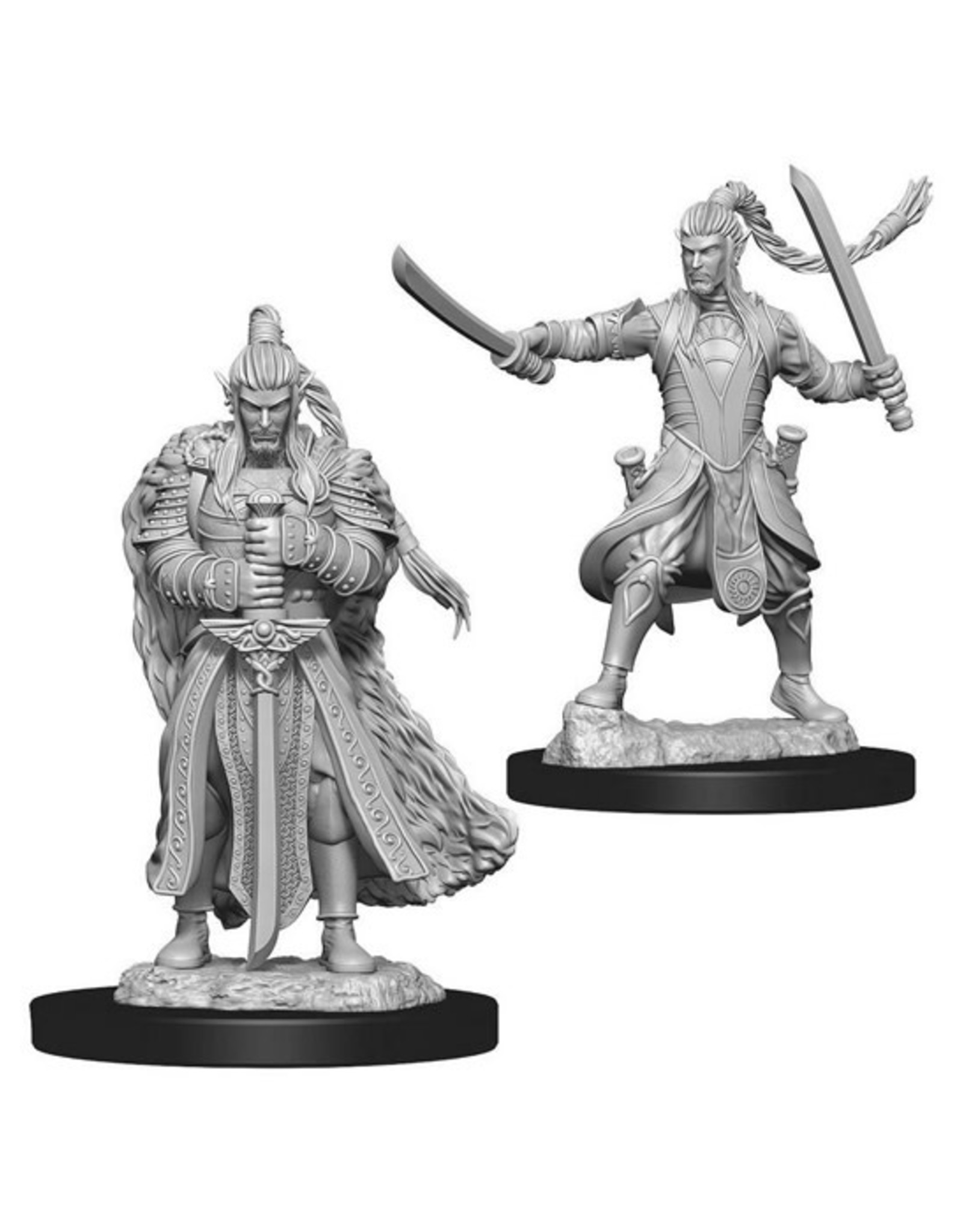 Dungeons & Dragons Dungeons & Dragons: Nolzur's - Elf Male Paladin