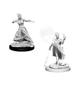 Dungeons & Dragons Dungeons & Dragons: Nolzur's - Fire Genasi Female Wizard