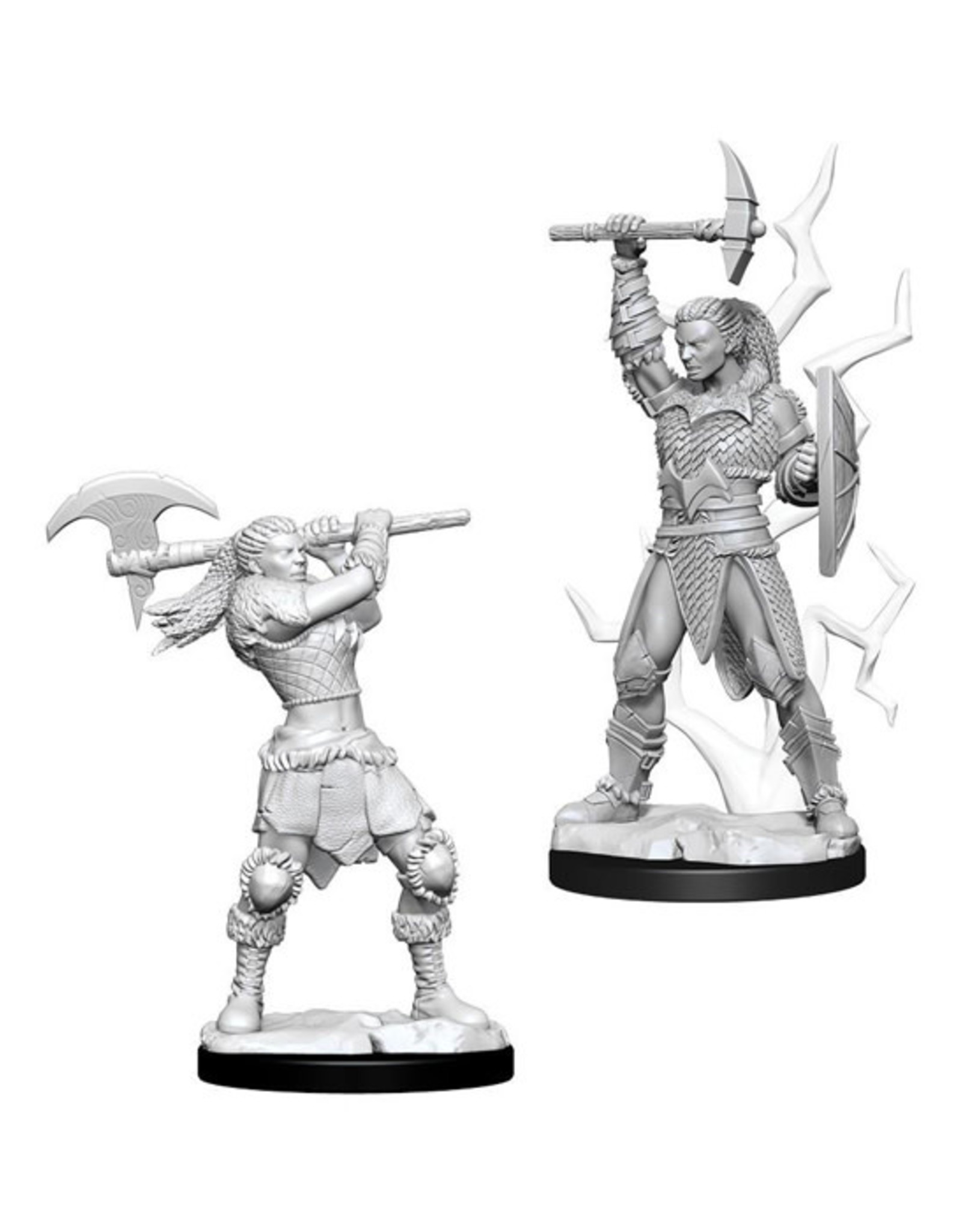 Dungeons & Dragons Dungeons & Dragons: Nolzur's - Goliath Female Barbarian
