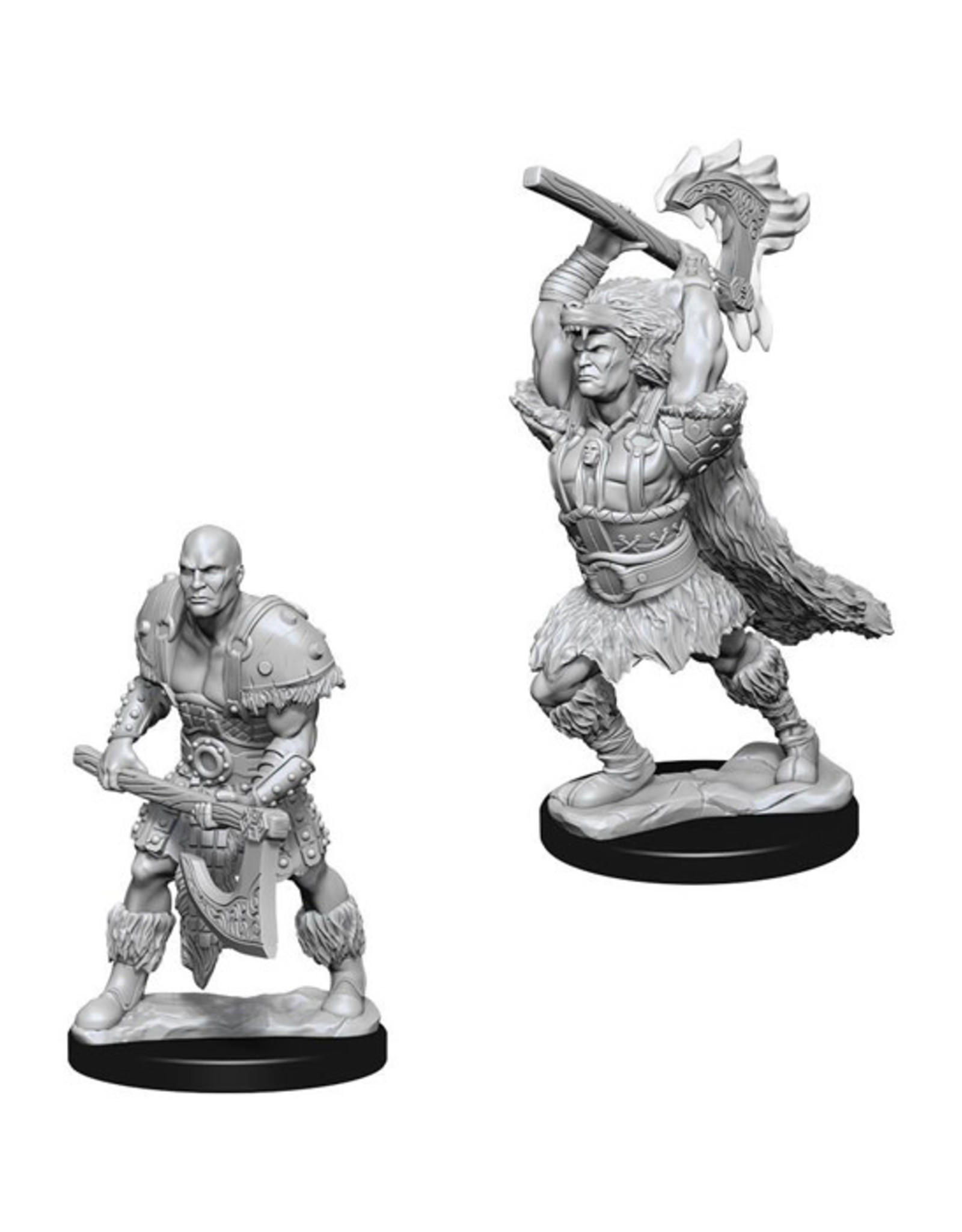 Dungeons & Dragons Dungeons & Dragons: Nolzur's - Goliath Male Barbarian