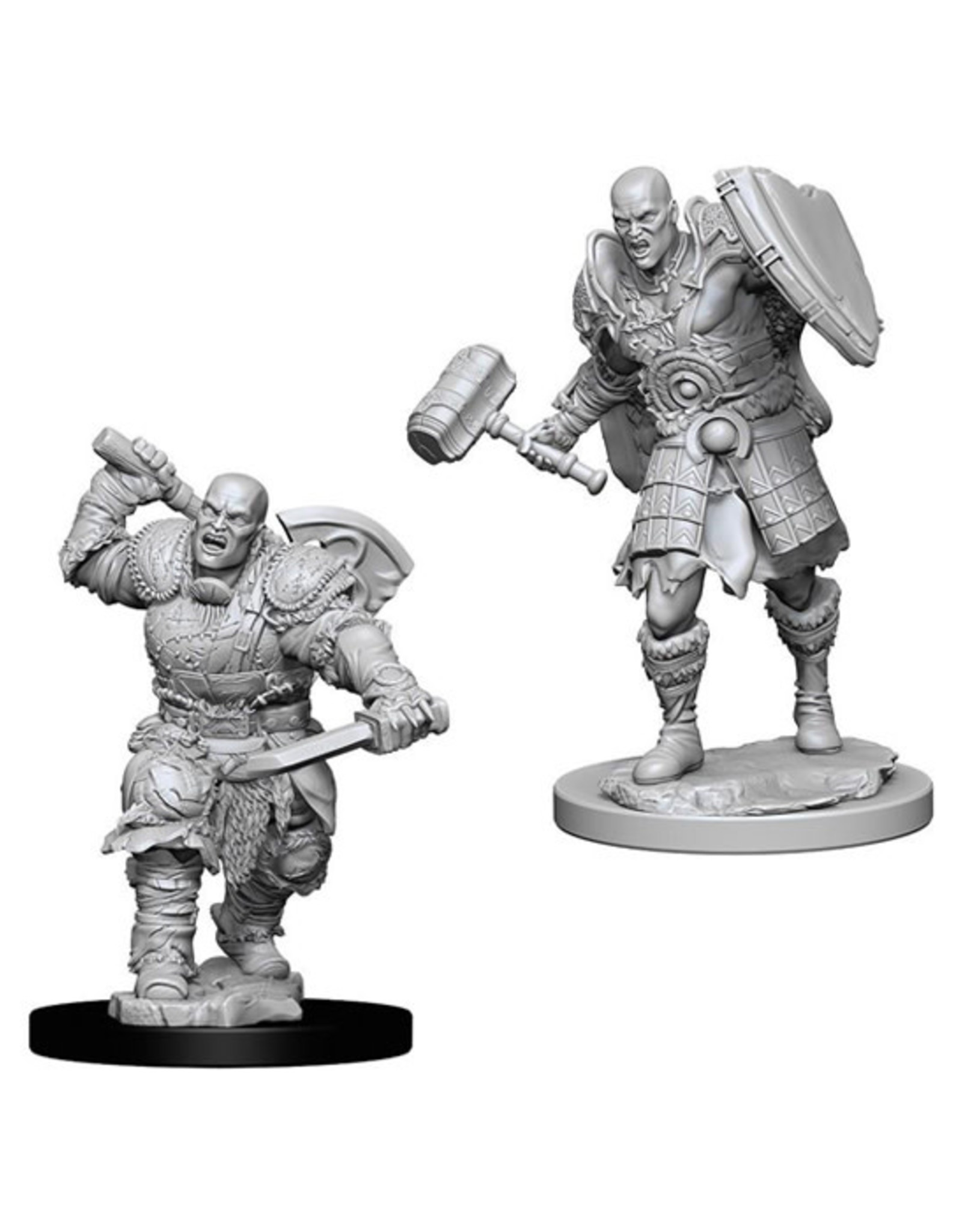 Dungeons & Dragons Dungeons & Dragons: Nolzur's - Goliath Male Fighter