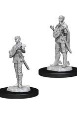 Dungeons & Dragons Dungeons & Dragons: Nolzur's - Half-Elf Female Bard