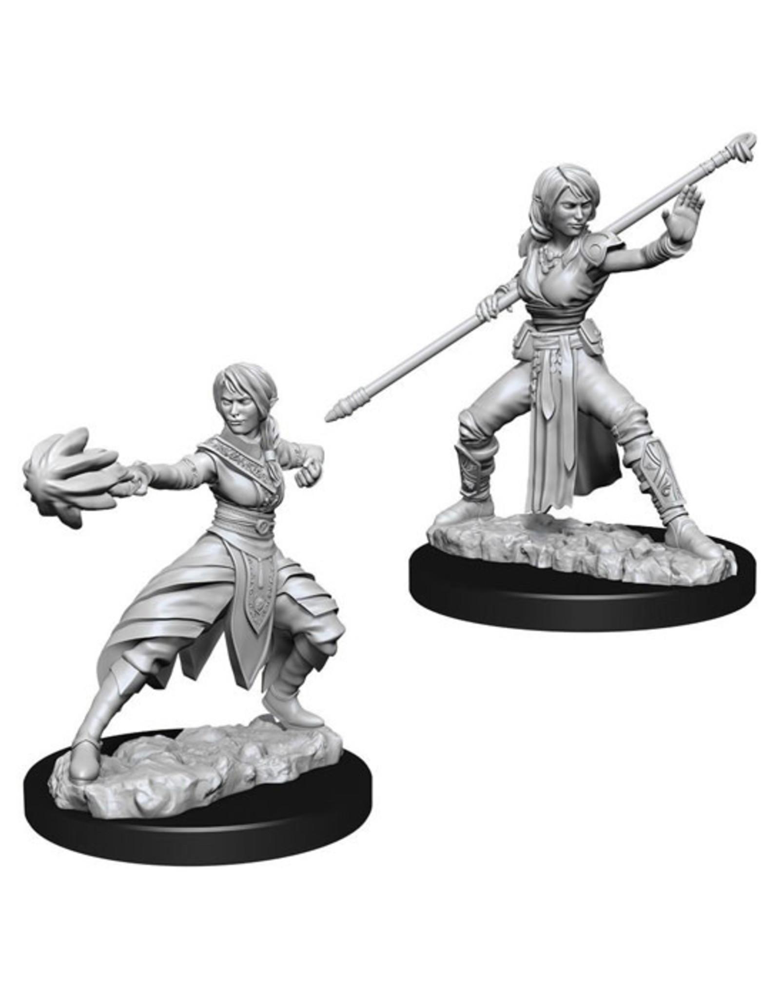Dungeons & Dragons Dungeons & Dragons: Nolzur's - Half-Elf Female Monk