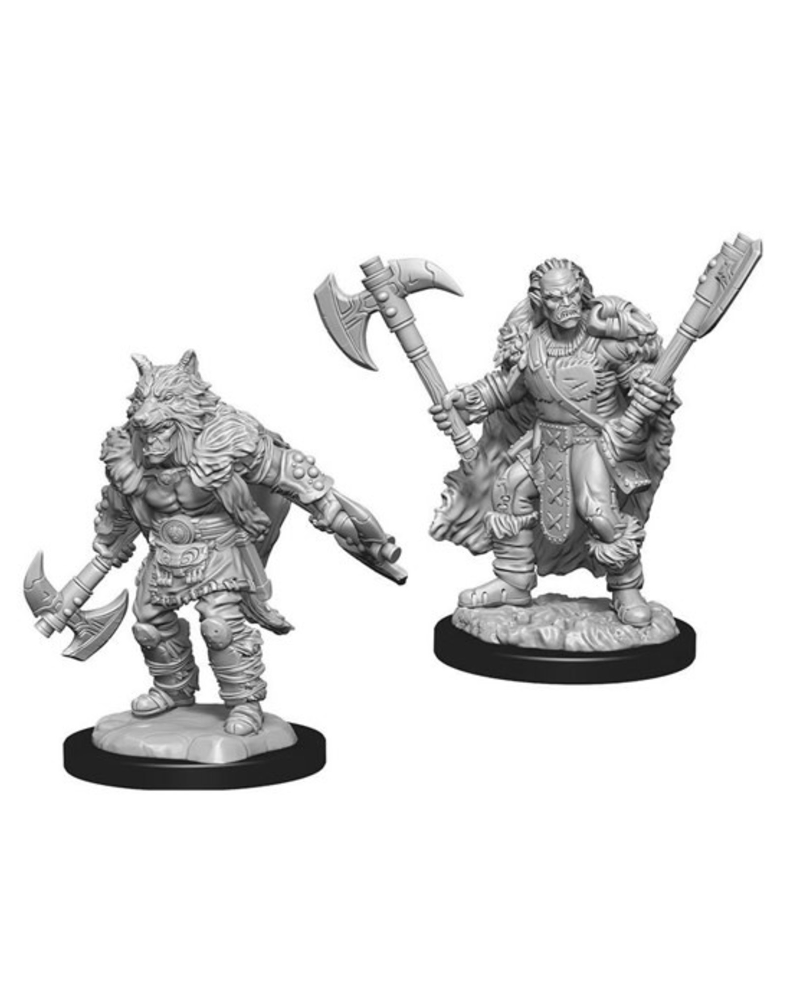 Dungeons & Dragons Dungeons & Dragons: Nolzur's - Half-Orc Male Barbarian