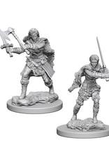 Dungeons & Dragons Dungeons & Dragons: Nolzur's - Human Female Barbarian
