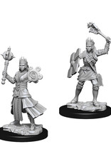 Dungeons & Dragons Dungeons & Dragons: Nolzur's - Human Female Cleric
