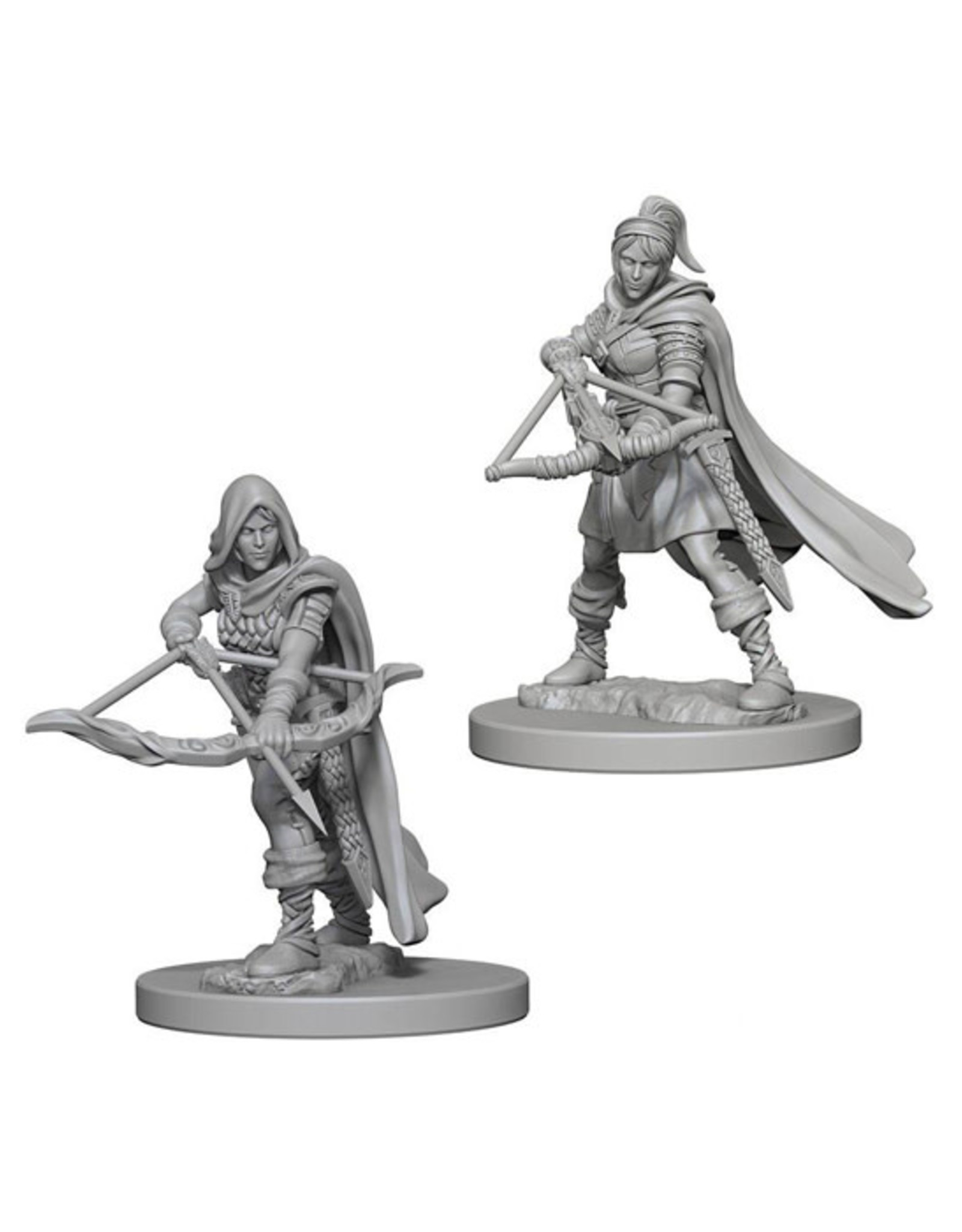 Dungeons & Dragons Dungeons & Dragons: Nolzur's - Human Female Ranger