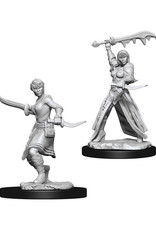 Dungeons & Dragons Dungeons & Dragons: Nolzur's - Human Female Rogue