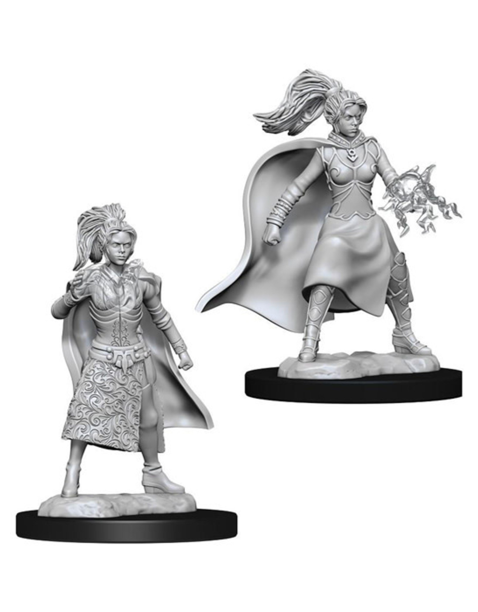 Dungeons & Dragons Dungeons & Dragons: Nolzur's - Human Female Sorcerer