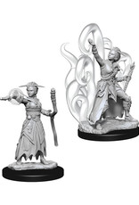 Dungeons & Dragons Dungeons & Dragons: Nolzur's - Human Female Warlock