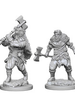 Dungeons & Dragons Dungeons & Dragons: Nolzur's - Human Male Barbarian