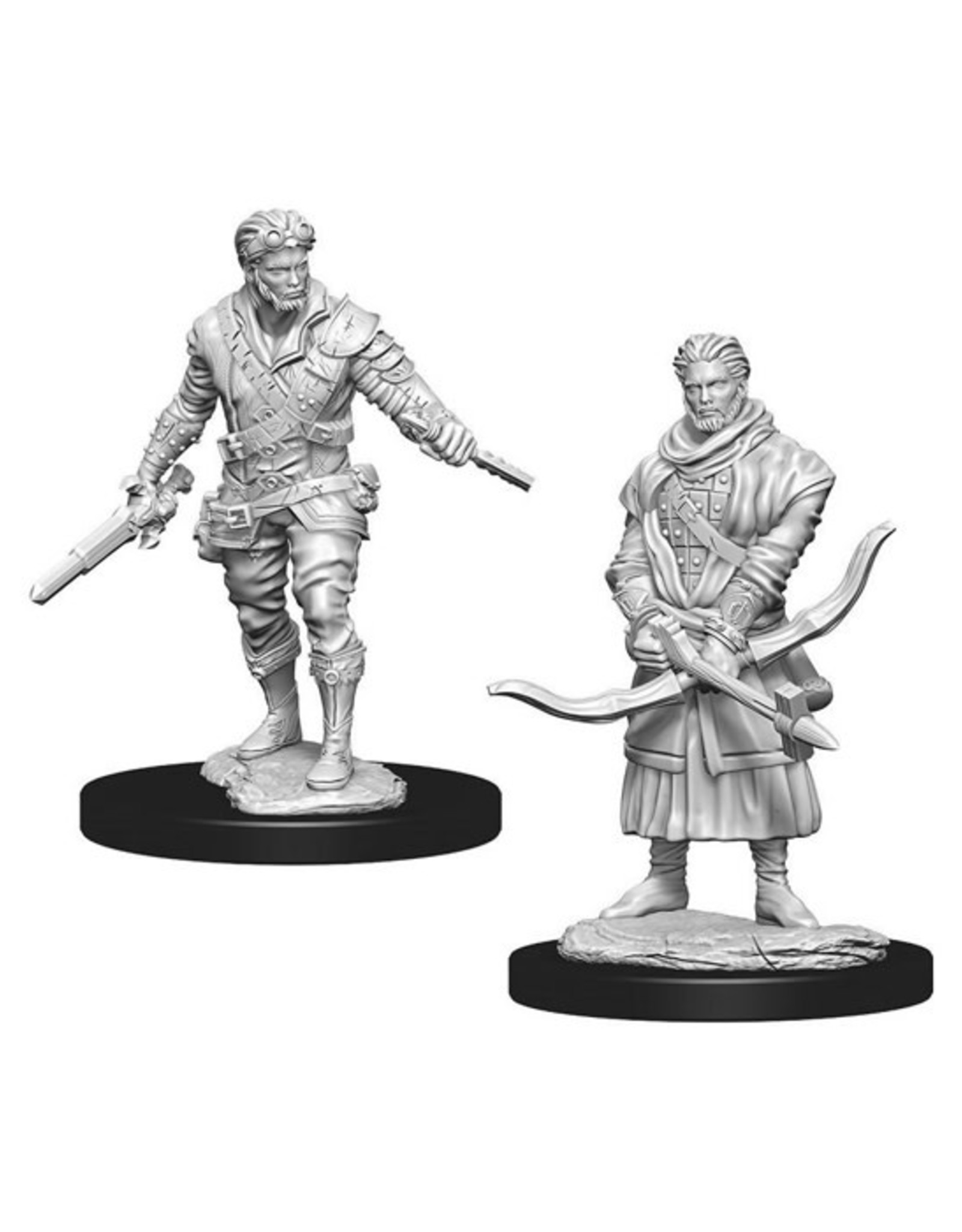 Dungeons & Dragons Dungeons & Dragons: Nolzur's - Human Male Rogue