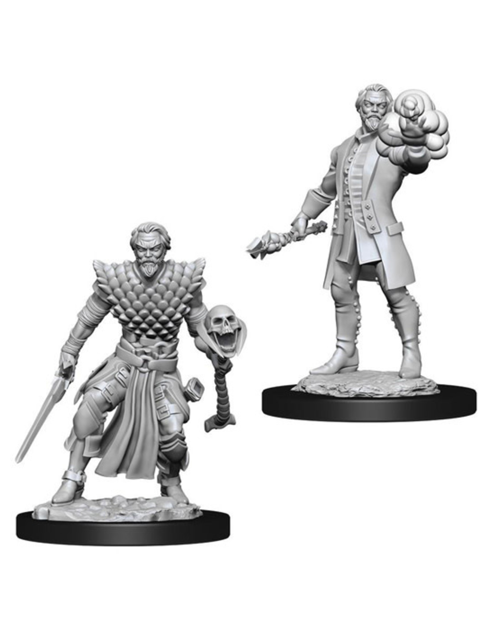 Dungeons & Dragons Dungeons & Dragons: Nolzur's - Human Male Warlock