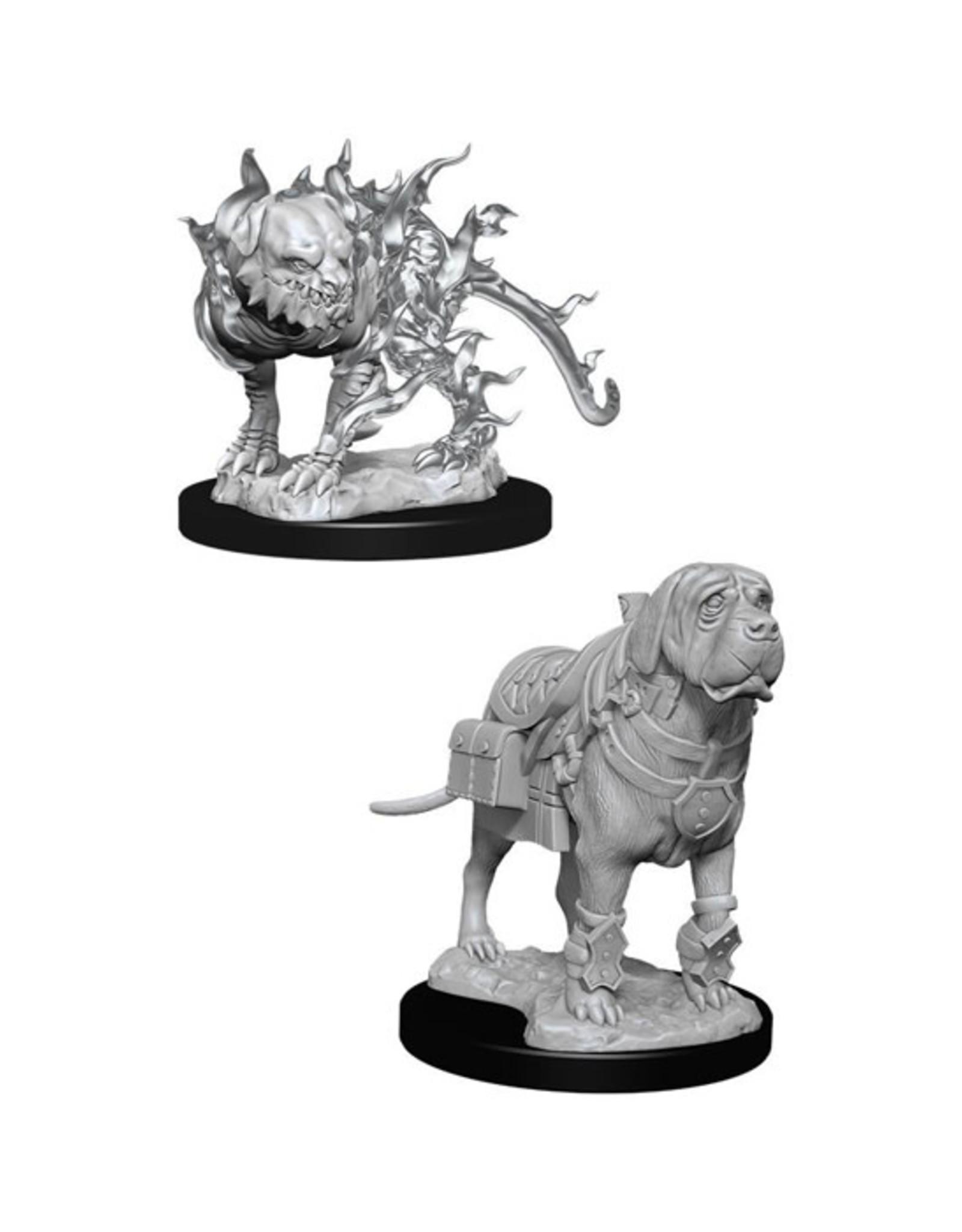 Dungeons & Dragons Dungeons & Dragons: Nolzur's - Mastif & Shadow Mastif