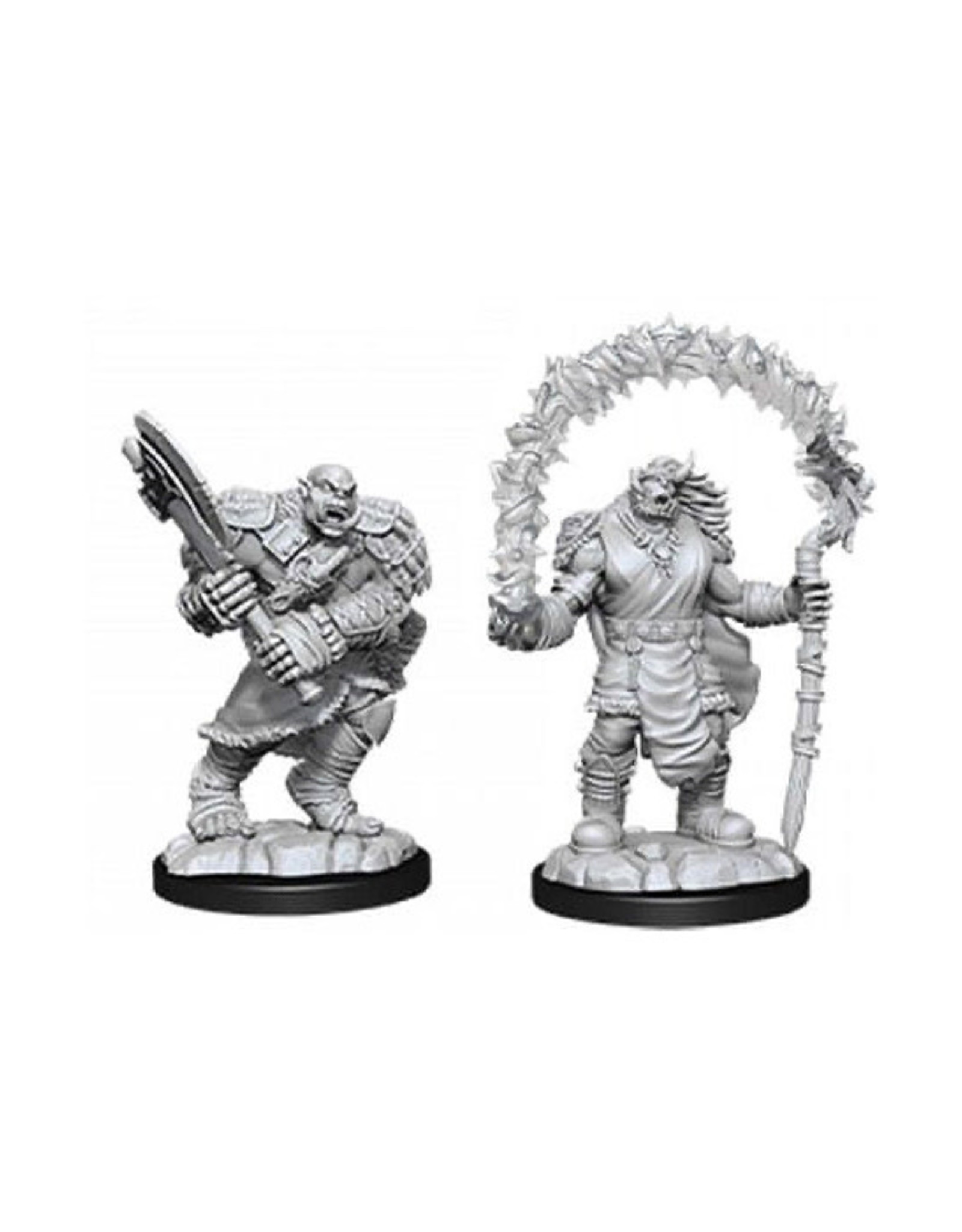 Dungeons & Dragons Dungeons & Dragons: Nolzur's - Orc Adventurers