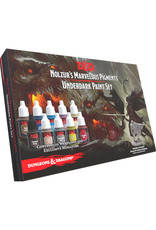 Dungeons & Dragons Dungeons & Dragons: Nolzur's - Paint Set - Underdark