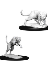 Dungeons & Dragons Dungeons & Dragons: Nolzur's - Panther & Leopard